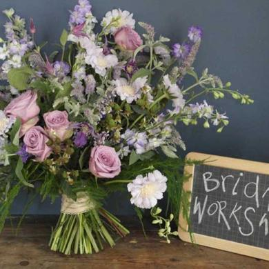 Bridal Flower School By Tallulah Rose