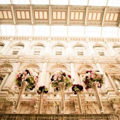 Scarlet Events Wedding at the Royal Exchange