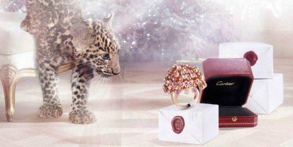 Cartier Winter Tale Campaign 2013