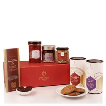 Luxury Fine Food Hampers From The East India Company 1