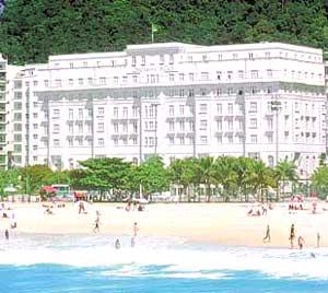 Stay In Style At Copacabana Beach,  Rio de Janeiro