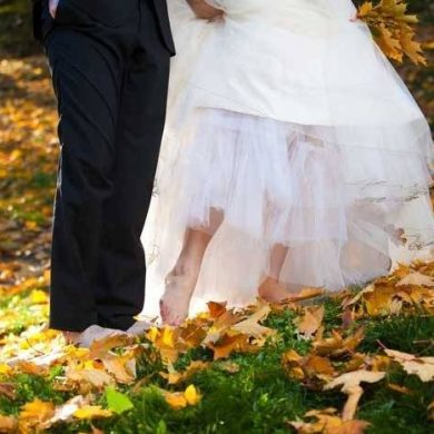 Ideas on Autumn Weddings