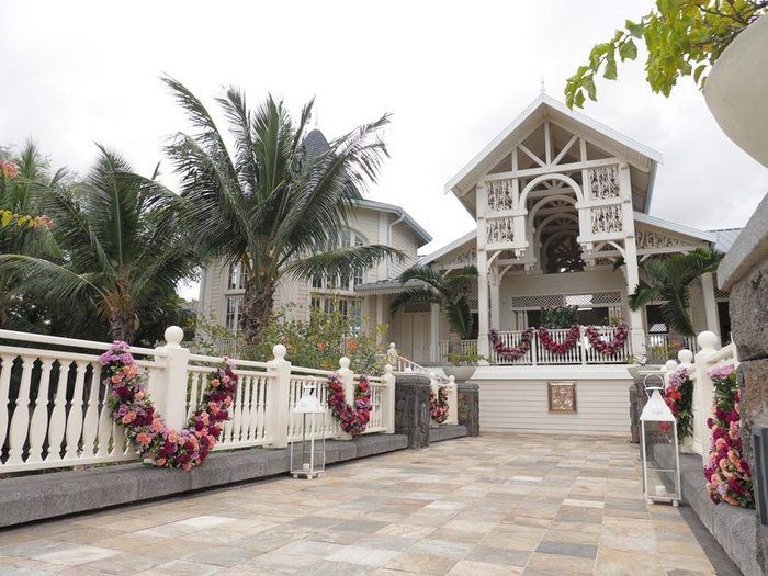 A Wedding To Impress At Heritage Resorts Mauritius