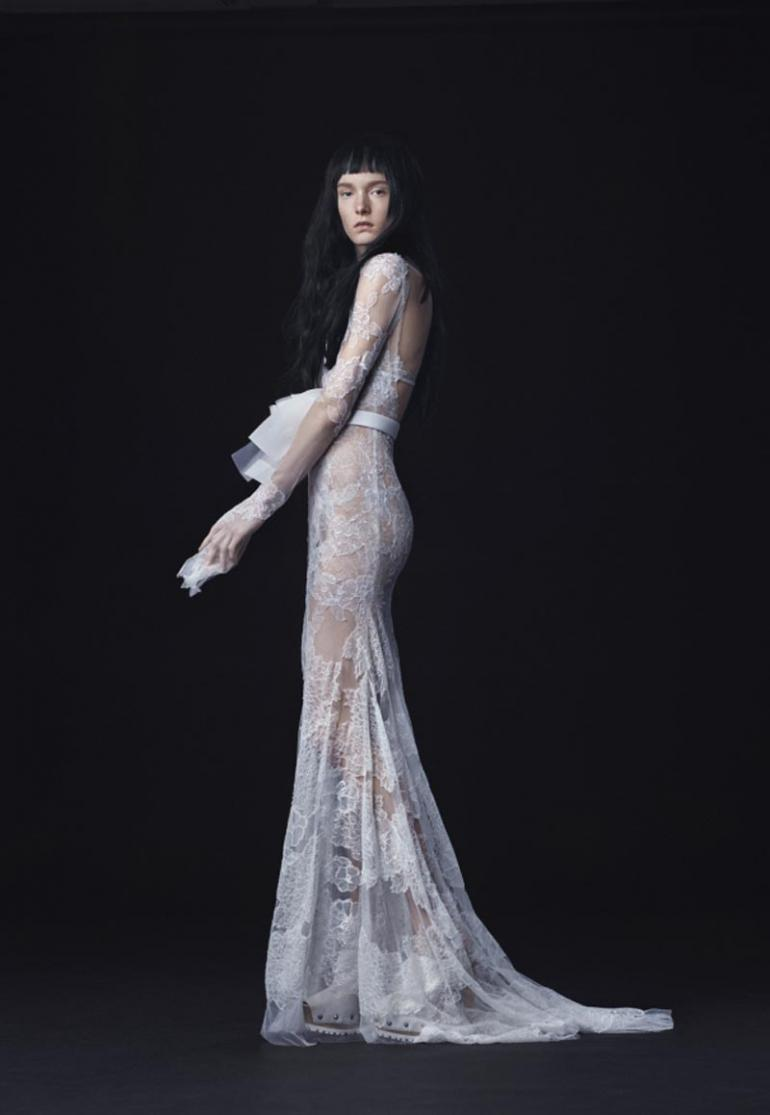 Vera Wang Bride Fall 2016 Collection