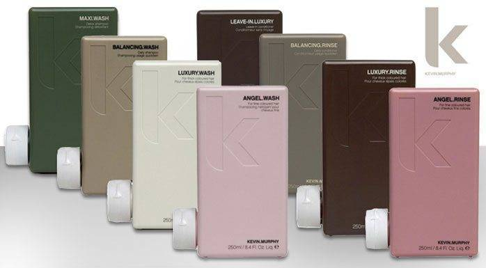 kevin murphy skincare for your hair 5 star wedding