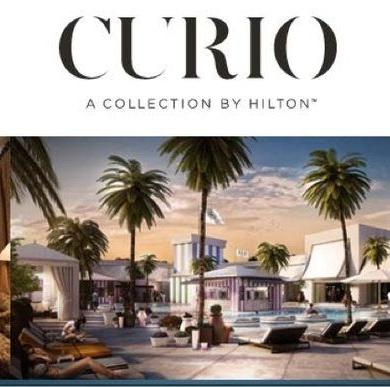 Hilton's Brand of Boutique Hotels, Curio