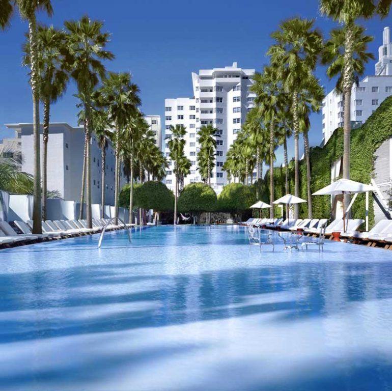 Destination Weddings At Delano South Beach Miami