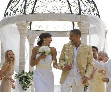 Matt Damon and Luciana Barroso Retied The Knot