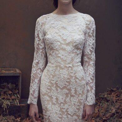 Valentina Kova Winter 2015 Bridal Collection