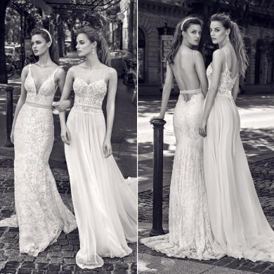 All you need is Lahav: Two breathtaking Fall 2016 bridal collections