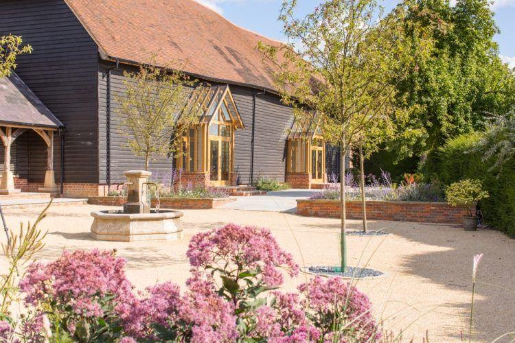 Beautifully Restored Barn At Micklefield Hall