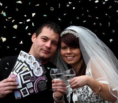 Wedding Guests Contribute Towards Couple's Honeymoon