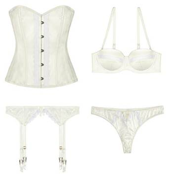 Finish Your Bridal Look With Luxury Lingerie