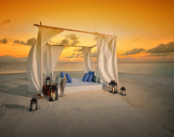 Dine by Design at Jumeirah Vittaveli in the Maldives