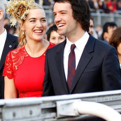 Kate Winslet Marries Ned Rocknroll