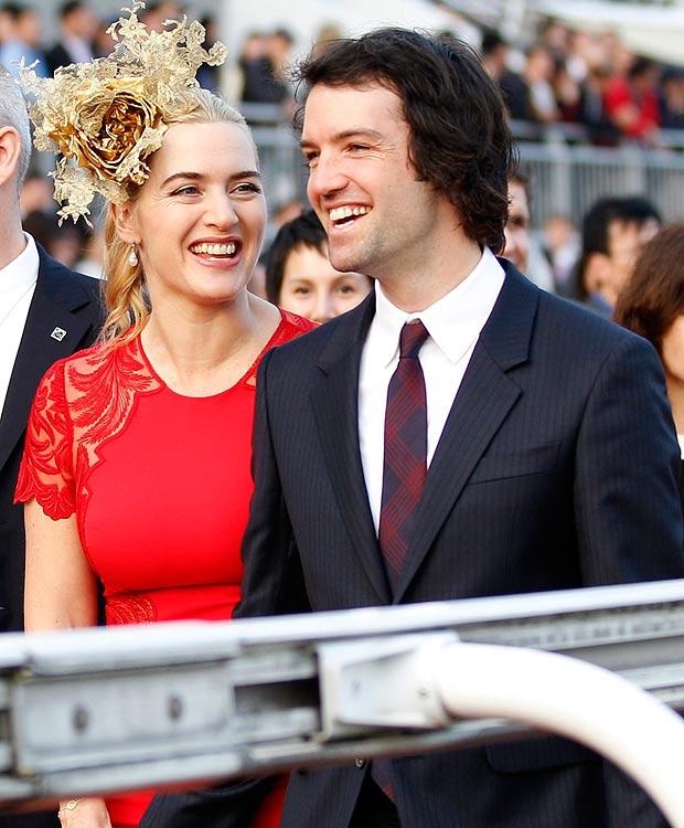 Kate Winslet Marries Ned Rocknroll