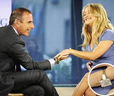 Check Out Kate Hudson's Engagement Ring!