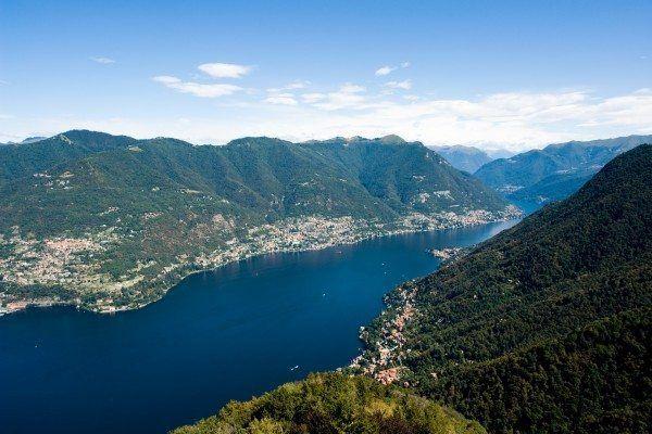 Italian seaside mountain and lakeside wedding!