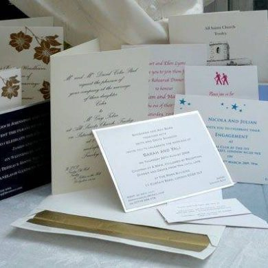 The Importance Of Thank You Cards As Part of Your Wedding Stationery