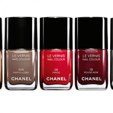 Chanel Le Vernis Couleurs Culte de Chanel