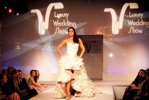 The Luxury Wedding Show 2013 1