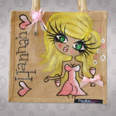ClaireaBella – Personalised Bags To Take On Honeymoon