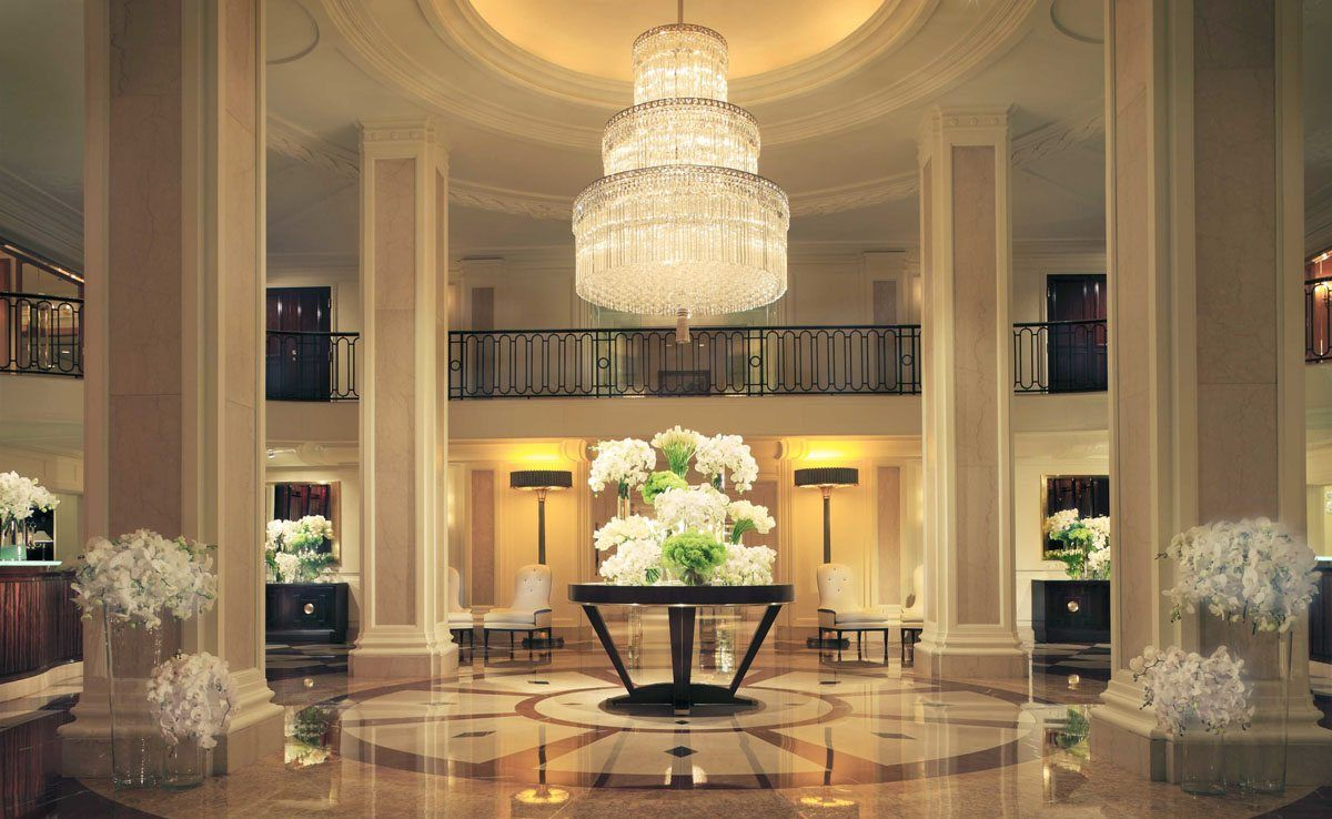 Four Seasons, Beverly Wilshire