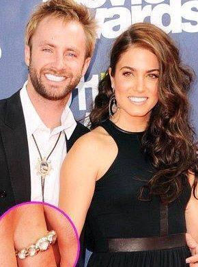 Nikki Reed's Engagement Ring