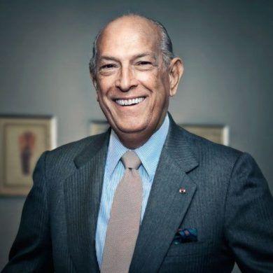Luxury Designer Oscar de la Renta Dies Aged 82