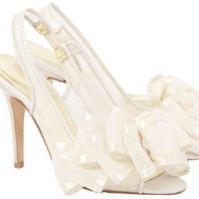 Ideas On Choosing The Right Shoes For Your Wedding