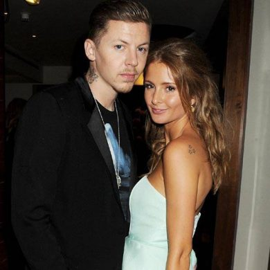 Millie Mackintosh's Engagement Ring
