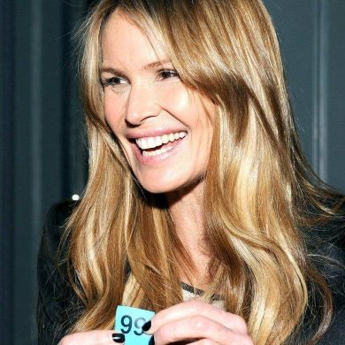 Elle Macpherson Is Rumoured To Be Engaged