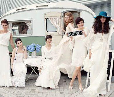 Designer Vintage Bridal Show 2012