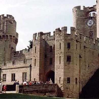 Warwick Castle-For A Leap Year Marriage Proposal