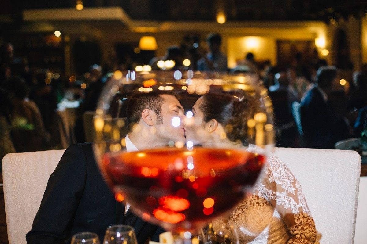 wedding bride groom kiss - Spotlight on: Rocco Daniele Photography