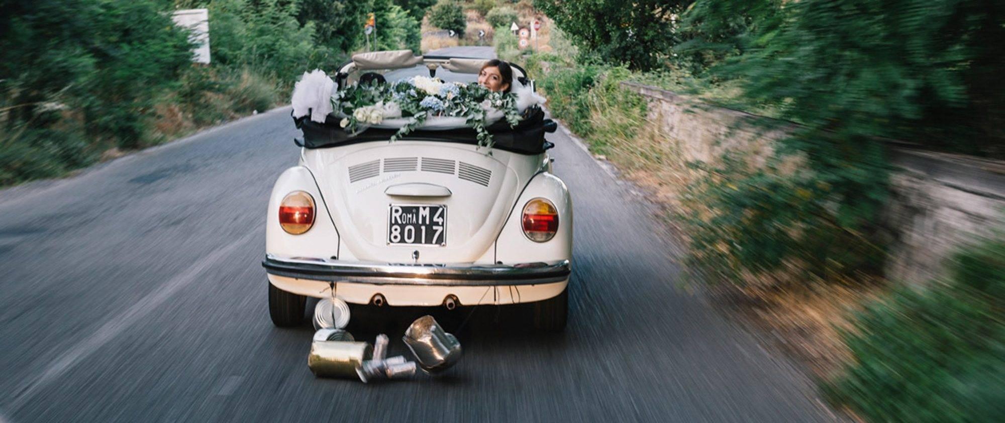 wedding car love sud italy leader - Spotlight on: Rocco Daniele Photography