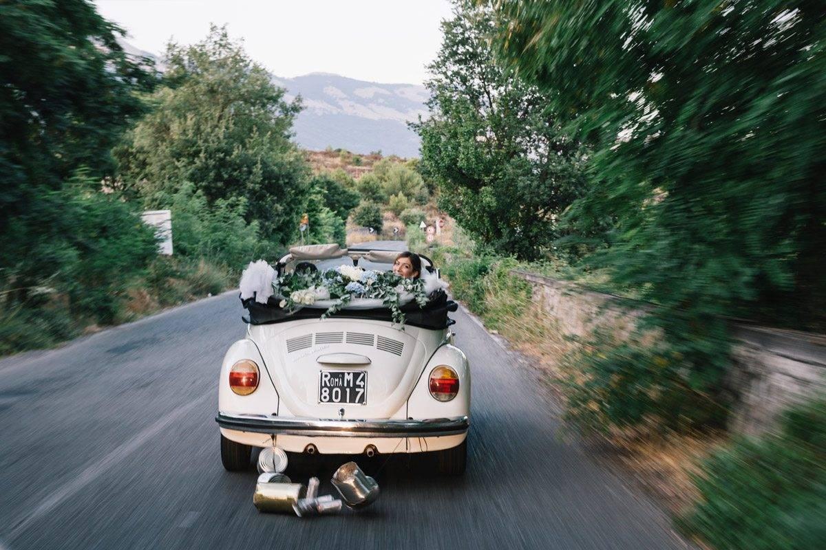 wedding car love sud italy - Spotlight on: Rocco Daniele Photography