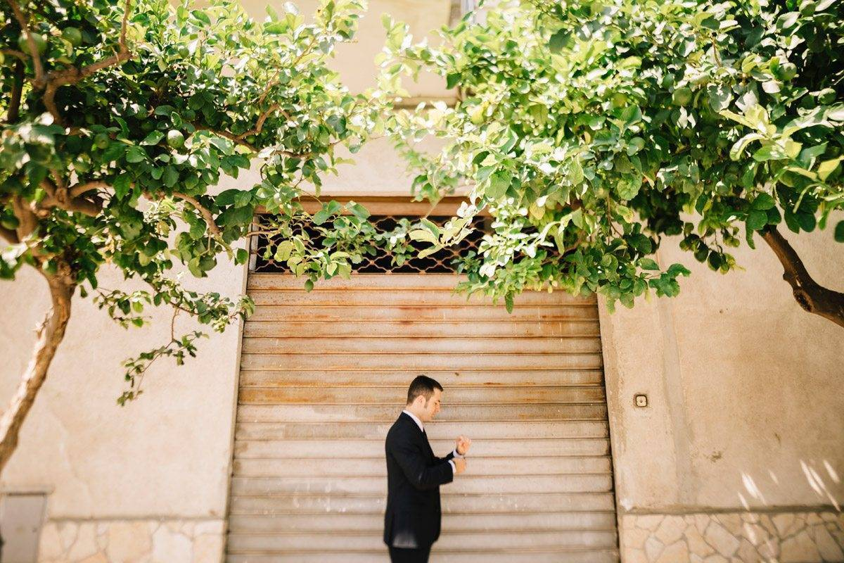 wedding getting ready groom - Spotlight on: Rocco Daniele Photography