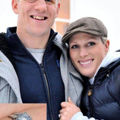 Get The Look: Zara Phillips Engagement Ring
