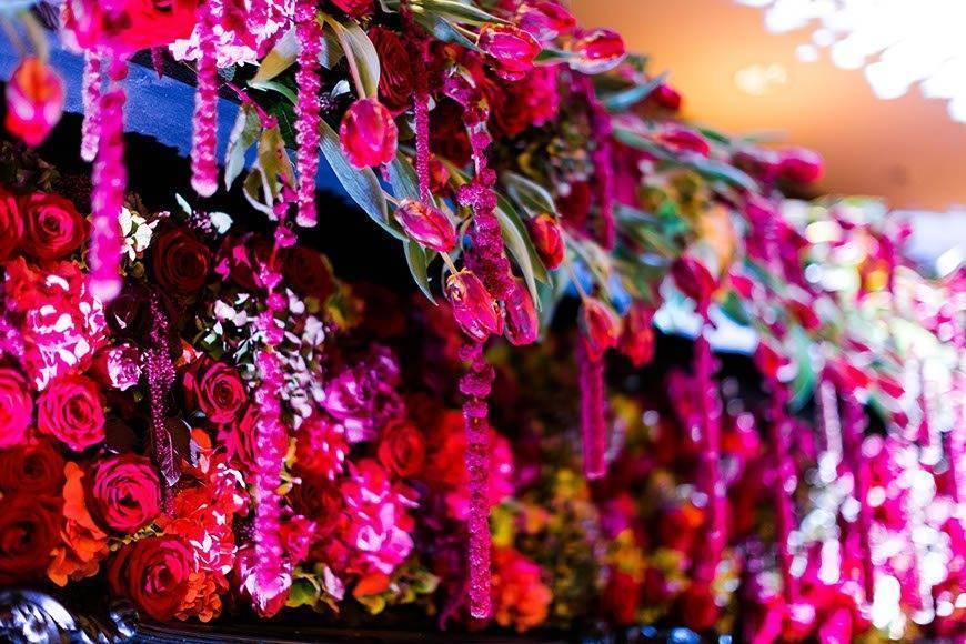 Amie Bone Flowers