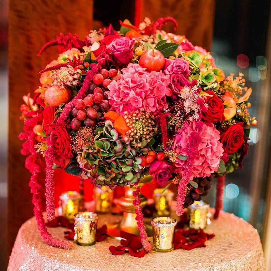 Floral Festivities To Celebrate A Decade Of Amie Bone Flowers