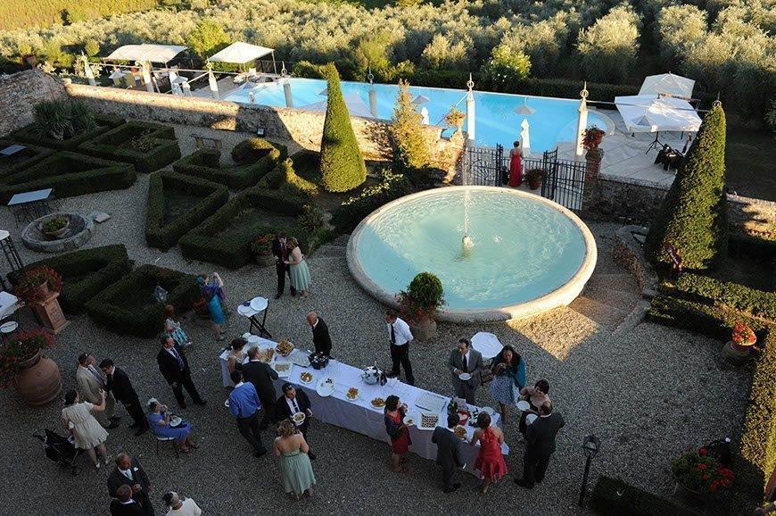 Aperitivi Time Tuscany - Luxury Wedding Gallery