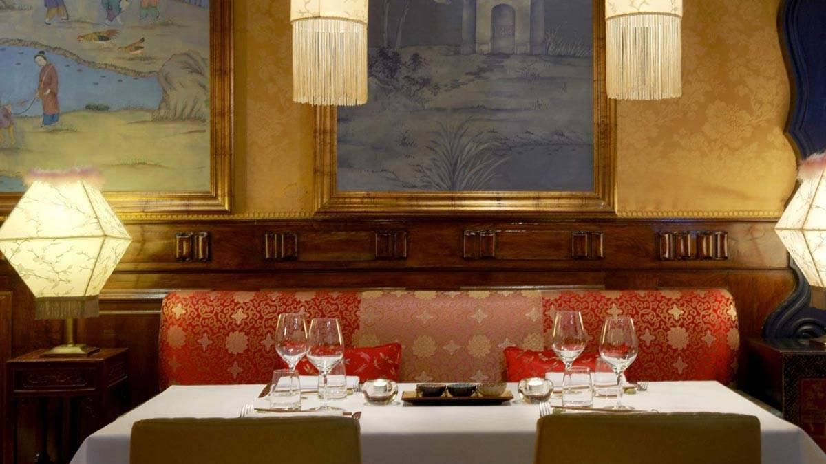 AsiaGalleryRestaurant2TheWestinPalaceMadrid