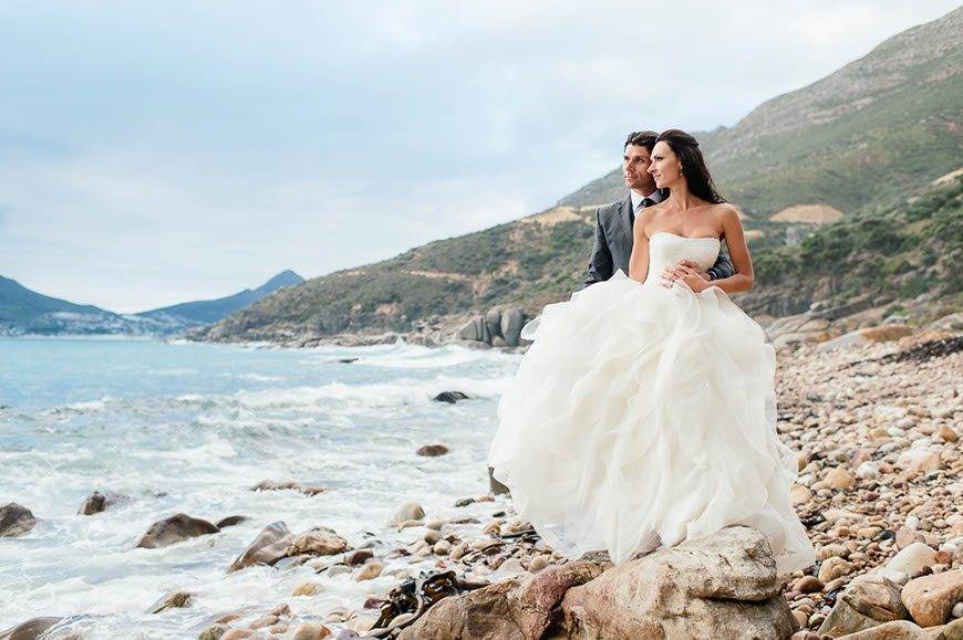 Beautiful wedding photo opportunities - Luxury Wedding Gallery