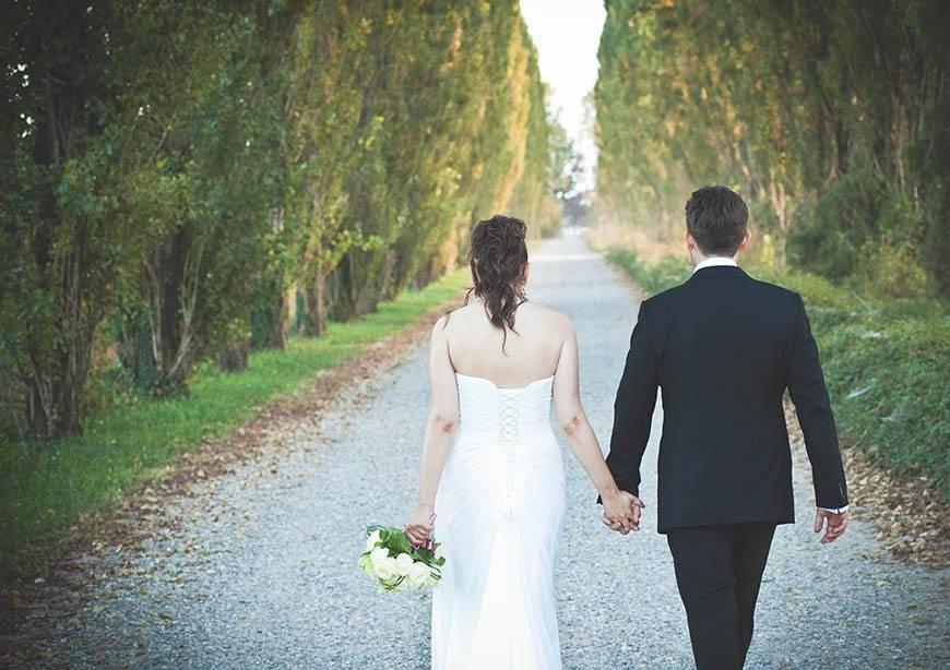 Bride and groom Visionnaire Wedding planner - Luxury Wedding Gallery