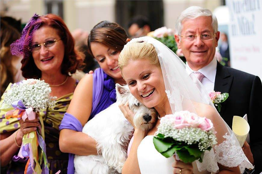 Bride in Milan Visionnaire Wedding planner - Luxury Wedding Gallery