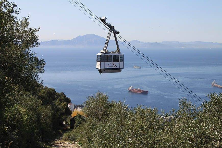 Cable Car view of Morocco 01 - Luxury Wedding Gallery