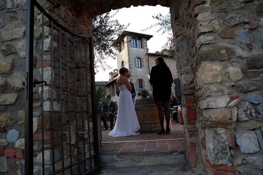 Castel Monastero wedding venues in italy14 - Luxury Wedding Gallery