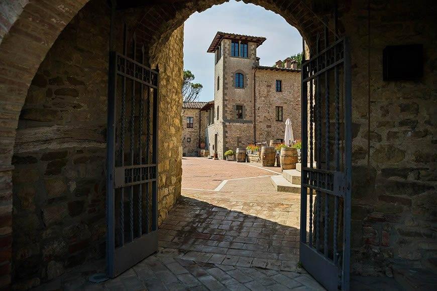 Castel Monastero wedding venues in italy23 - Luxury Wedding Gallery