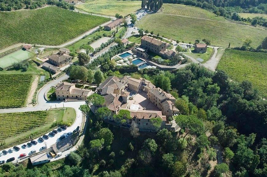 Castel Monastero wedding venues in italy5 - Luxury Wedding Gallery